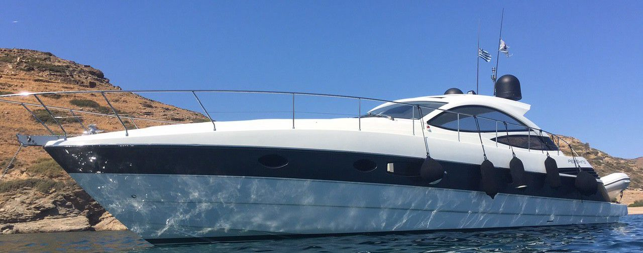 Yacht Pershing 46